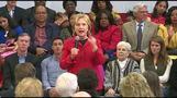 Clinton unveils gun control plan
