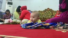 Indonesian babies evacuated amid choking haze