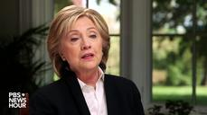 Clinton rejects Obama's Asia trade deal