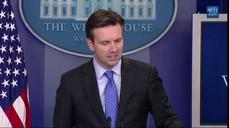 White House: U.S. ships will sail wherever international law allows