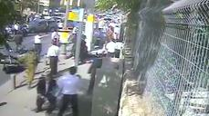Security video shows deadly attack in Jerusalem (graphic images)