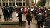Washington students join campus race protests
