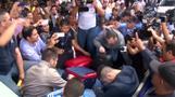 Honduras holds bogus-passport Syrians