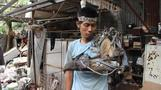 Meet Indonesia's 'Iron Man'