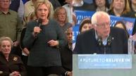Democratic hopefuls race for New Hampshire