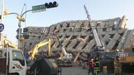 Rescuers find more survivors in Taiwan quake rubble
