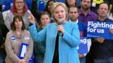 "Clinton: Wall Street support ""didn't change my view or my vote"""