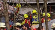 At least eight dead, 150 injured in Bavaria train crash