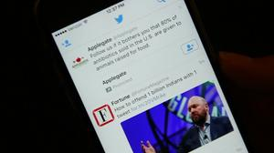Twitter changes its timeline