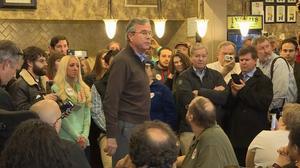GOP hopefuls turn on Southern charm