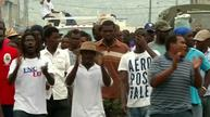 Rage on the streets in Haiti
