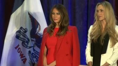 """""""大嘴""""特朗普背后的女人"""