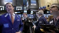 Stocks snap losing streak