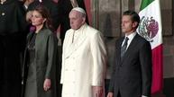Mexico welcomes Pope Francis