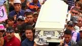 Murdered activist laid to rest in Honduras