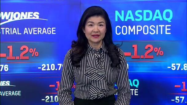 NY株大幅下落、日銀追加緩和見送りやアップル下落で(28日)