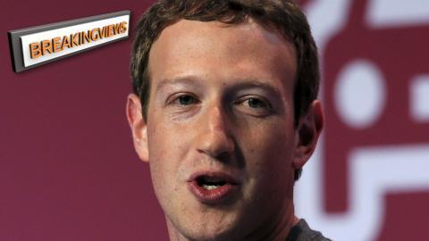 Breakingviews: Facebook's C for governance