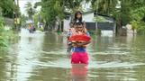 Landslides, heavy flooding in Sri Lanka