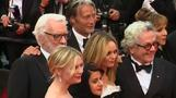 Stars and jury members arrive at Cannes awards show