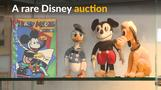 Rare Mickey Mouse doll, Disney memorabilia to go on auction