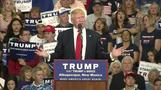 Trump: vets picketing outside Trump Tower planted by Clinton