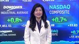 NY株続伸、エネルギー株に買い(25日)