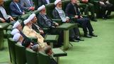 Iran's new parliament sworn in