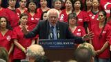 "Sanders: U.S. healthcare system ""inhumane, insane"""