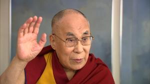 Dalai Lama says shooting reflects