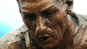 Argentina inaugurates statue in honor of Messi