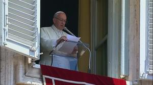 Pope prays for victims and families of Turkish attack