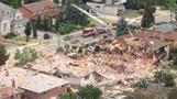 Investigators probe Toronto house explosion