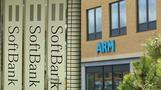 SoftBank extends hand to ARM