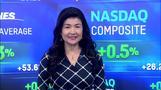 NY株反発、週間ベースでは4週連続上昇(22日)