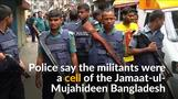 Nine militants killed in Bangladesh police raid