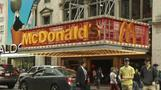 McDonald's sales slows