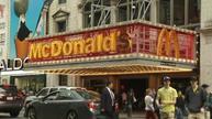 McDonald's sales slows