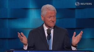 ICYMI: Bill Clinton portrays Hillary as 'change-maker'