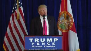 Trump impersonates SNL's Jon Lovitz