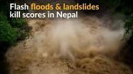 Fatal floods wreak havoc in Nepal