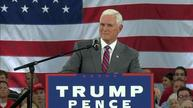 Pence: Prayer and a pledge to end Roe v. Wade