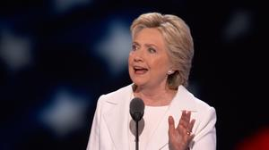 Clinton will be president for