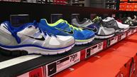Avoid injuries by wearing the right running shoe