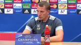 Celtic belong with big European sides - Rodgers