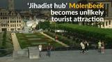 Molenbeek, Belgium's 'Jihadist hub', becomes unlikely tourist spot