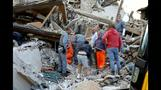 Earthquake rocks central Italy