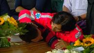 Emotional state funeral for Italy's quake victims