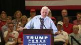 Pence says he has 'Clinton controversy fatigue'