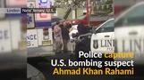N.Y. bombing suspect Rahami captured after shootout