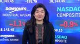 NY株反落、銀行株やアップルに売り(29日)